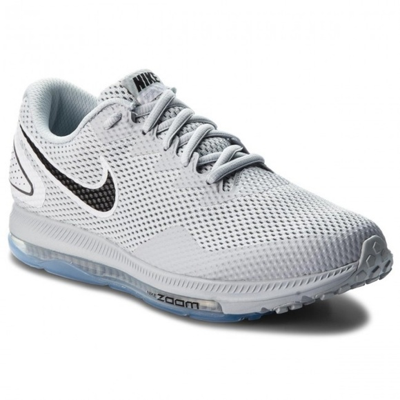 bb5f6b8cc354 NIKE Zoom All Out Low 2 Silver Grey Running